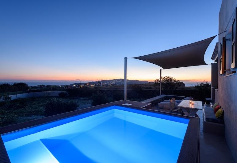 The House of Sun, Santorini