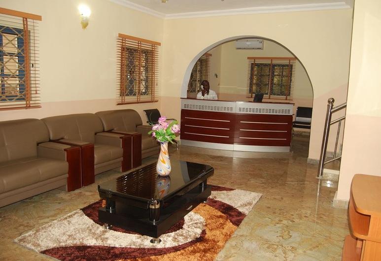 Daneto Hotel, Port Harcourt, Vestibils
