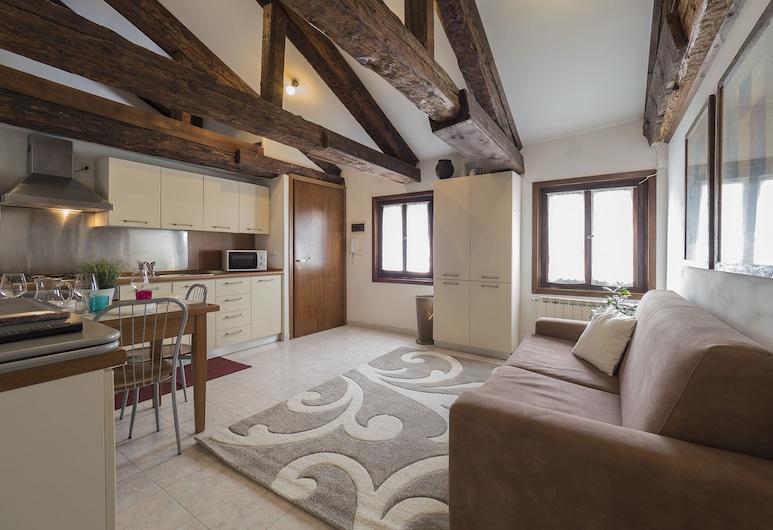 Smeraldo, Venice, Apartment, 1 Bedroom, Living Area