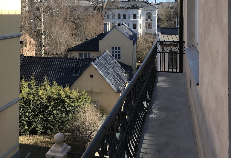 The Apartments company - The Sweet, Oslo, Terrasse/patio