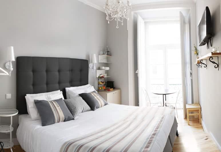 B in B Lisbon Downtown Suites, Lisbon, Comfort Suite, Guest Room