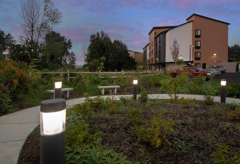 WoodSpring Suites Seattle Tukwila, Теквила