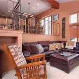 Maison, plusieurs lits (Iron Oak Duplex I) - Salle de séjour