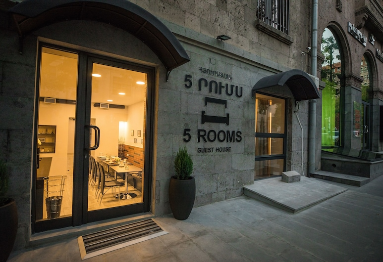 5 Rooms Mini-Hotel & Tours, Yerevan