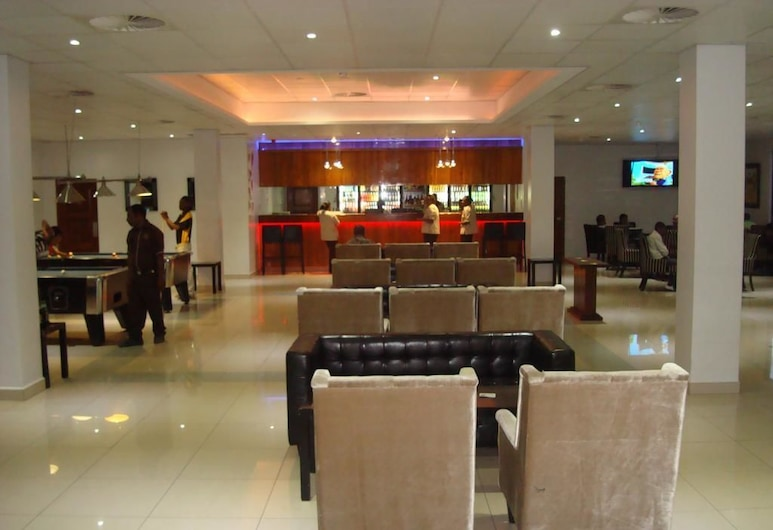 Paddy's Hotel & Apartments, Port Moresby, Hotel Lounge