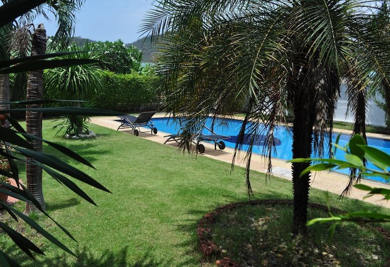 華欣旋律熱帶別墅酒店 - 附泳池, 華欣, 花園