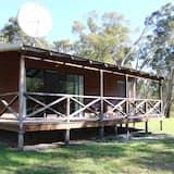 Chalet, 2 camere da letto, vista fiume (Yelerbup) - Balcone