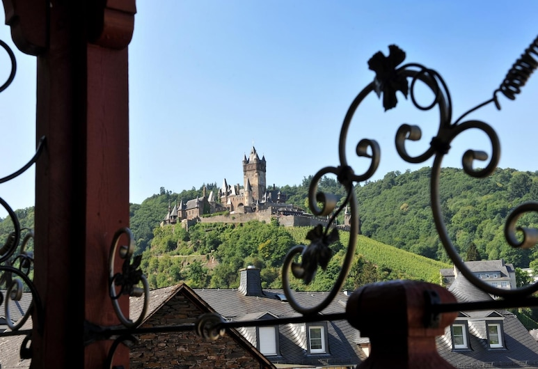 Hotel Zehnthof, Cochem, Superior Double Room, Balcony, Balcony