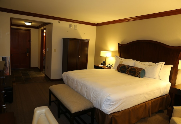 Luxurious, Spacious Studio ski In/out at the Resort at Squaw Creek. Sleeps 2-3, Olympic Valley, Soba