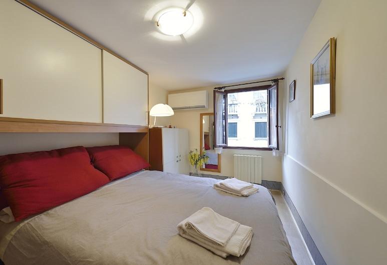 Sant'Antonin Apartment, Veneza, Apartamento, 1 Quarto, Vista do quarto