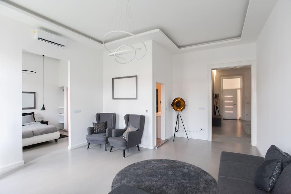 Grand Loft Design - Living Area