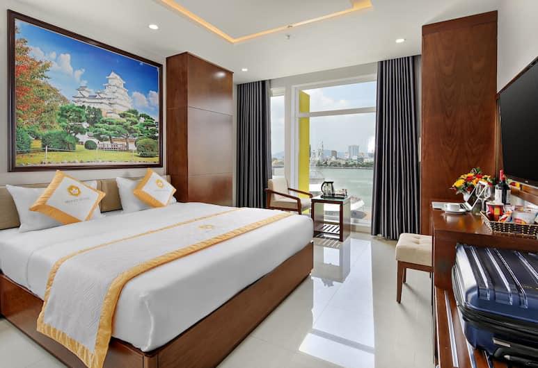 快樂飯店, 峴港, 豪華雙人或雙床房, 客房