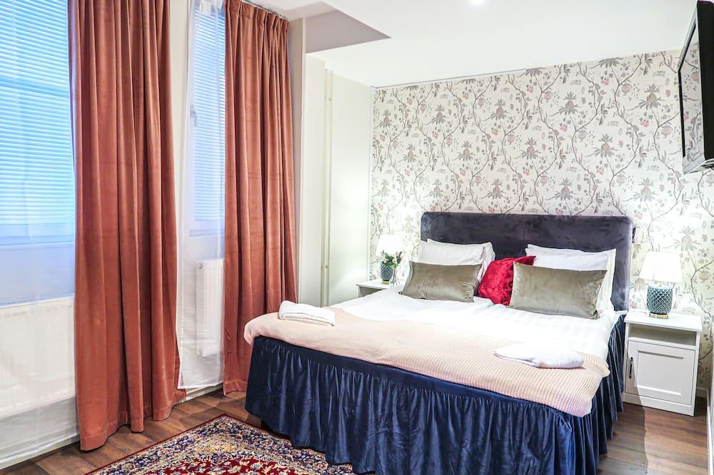 Habitación Deluxe doble, baño compartido - Imagen destacada