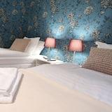 Habitación Deluxe con 2 camas individuales, 2 camas individuales, baño compartido - Habitación