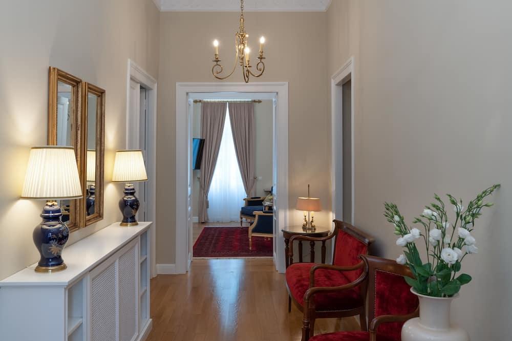 Suite, 2 habitaciones (Master) - Sala de estar