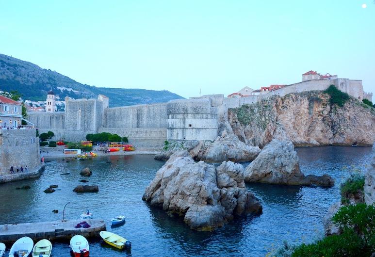 Apartments Aquarius, Dubrovnik, Praia