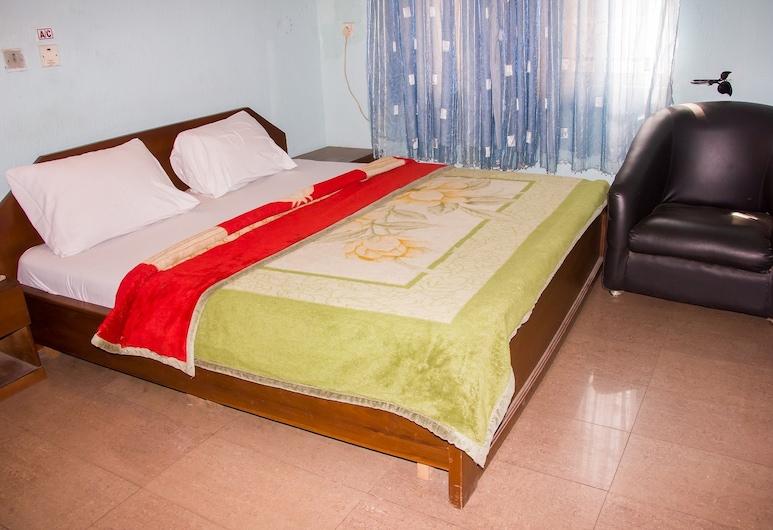 奶油套房飯店, 拉各斯, 標準雙人房, 1 張標準雙人床, 客房
