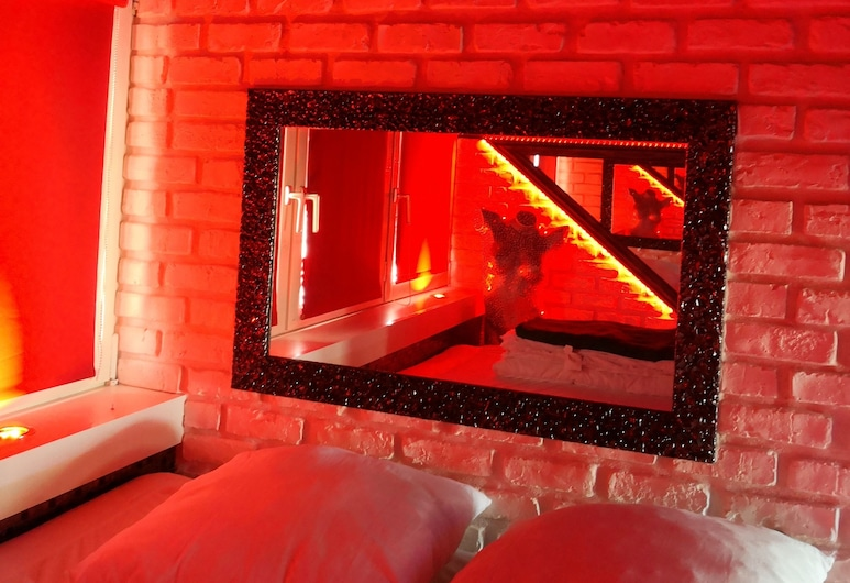 Appartement luxe Port Nature 1, Agde, Fireplace