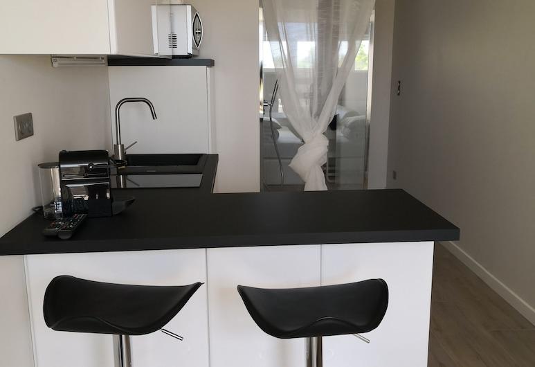 Appartement Luxe Port Nature 3, Agde, Leilighet, Eget kjøkken