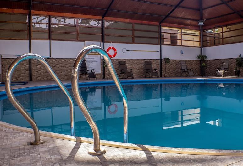 هوتل آند سبا لاس تاجواس, أريكا, حمام سباحة