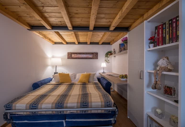 Parione Apartment, Florence, Apartment, 1 Bedroom, Room
