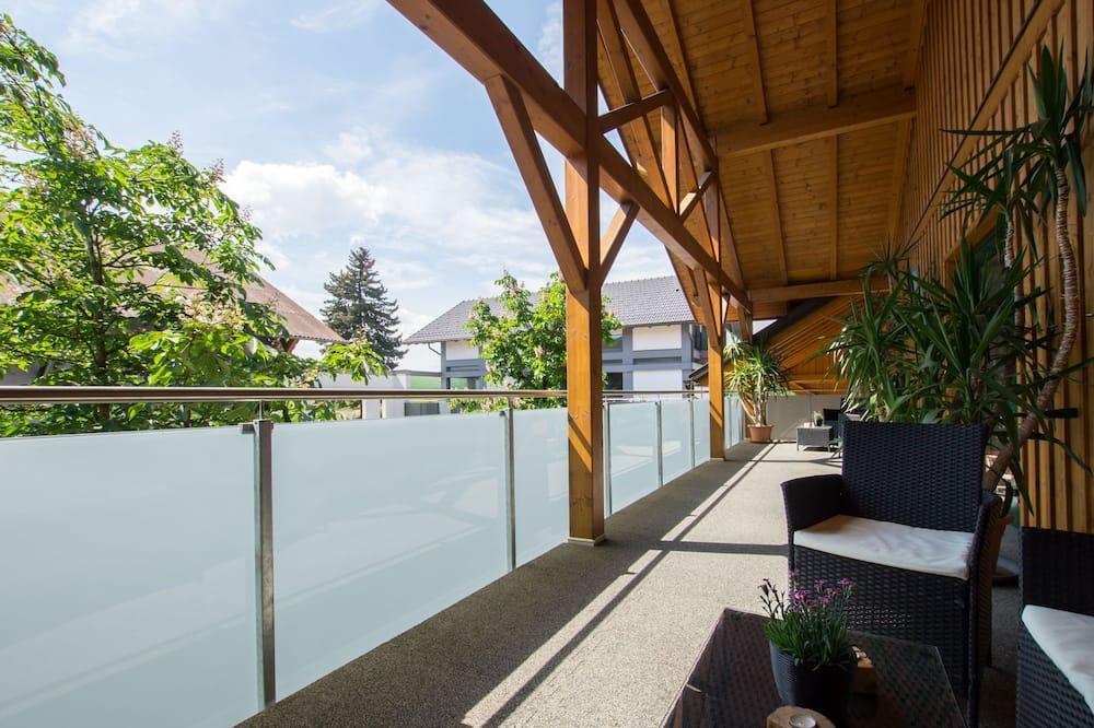 Standaard appartement, 2 slaapkamers - Balkon
