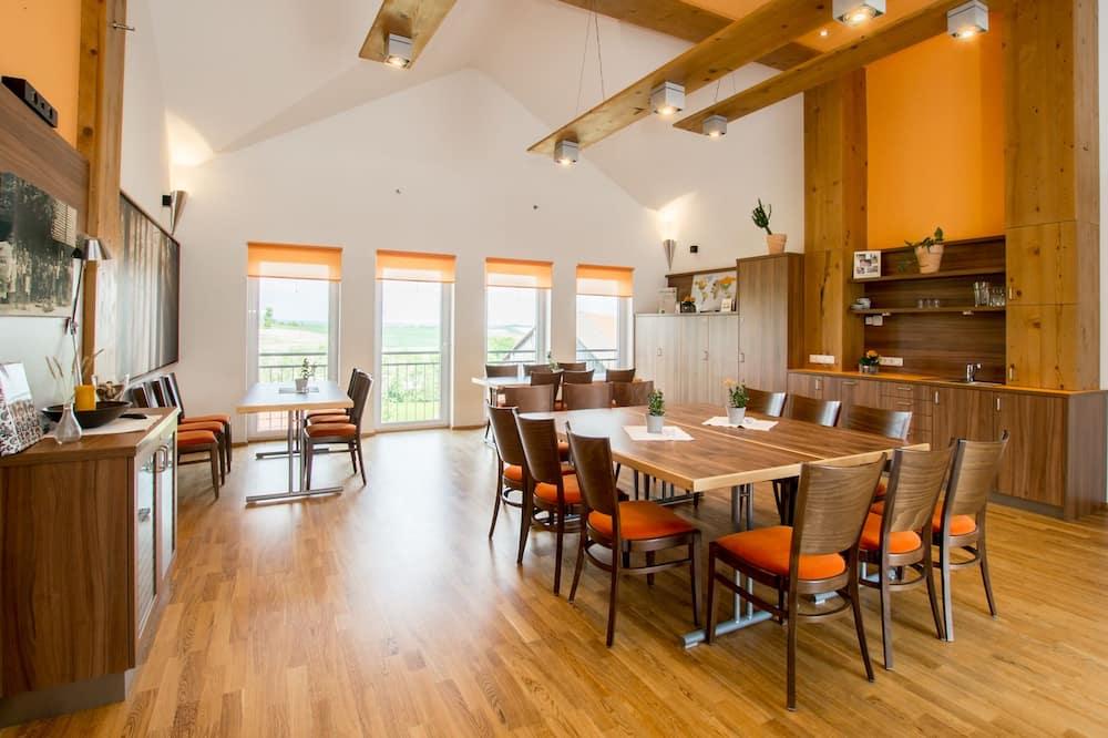 Standaard appartement, 2 slaapkamers - Woonruimte