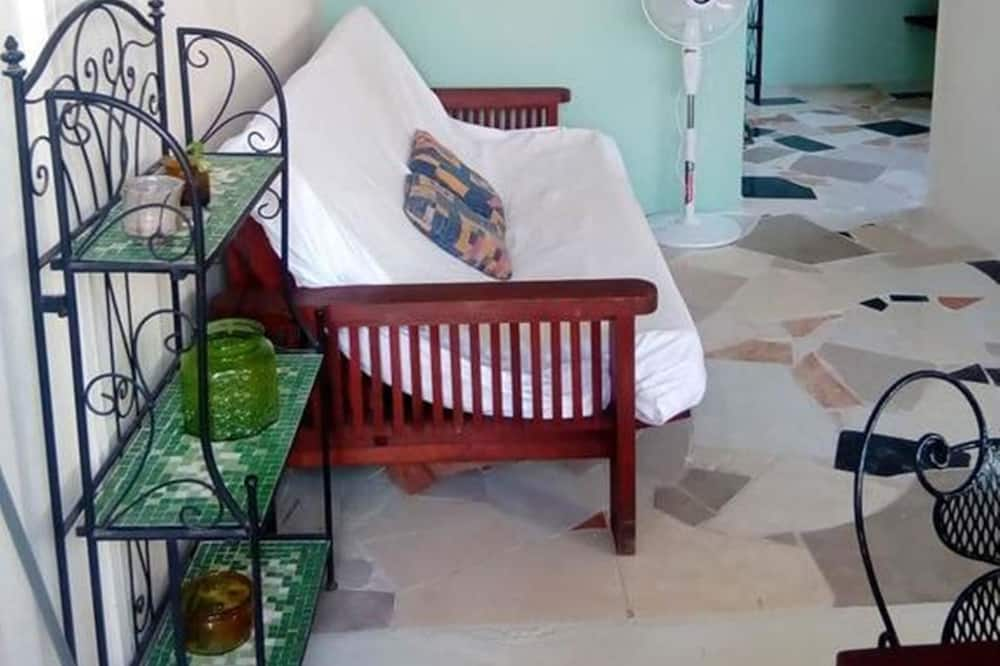 Classic Studio, 1 Bedroom, Kitchenette, Courtyard Area - Living Area