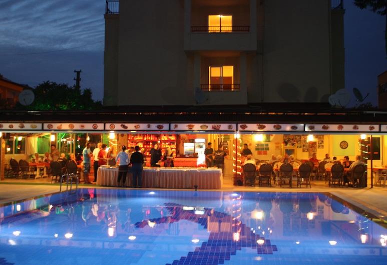 Albatros Apartments, Marmaris, Vonkajší bazén