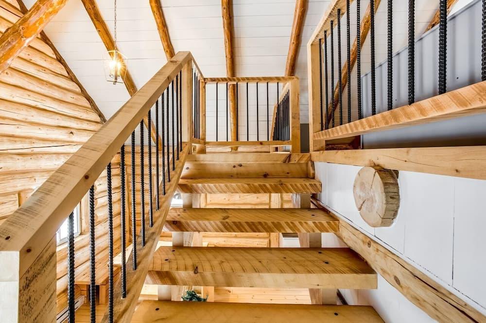 Chalet de diseño, 3 habitaciones - Zona de estar