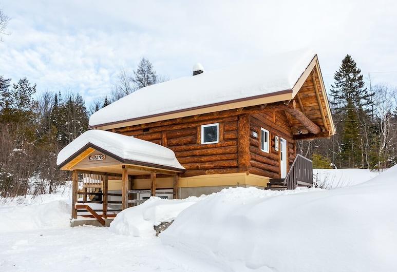 Locations du Sommet - Le Log Home, St-Adolphe d'Howard