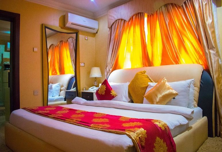 凱爾西格林別墅飯店, 拉各斯, 高級客房, 客房