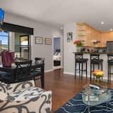 Deluxe-Apartment, 1 Schlafzimmer, Küche - Profilbild