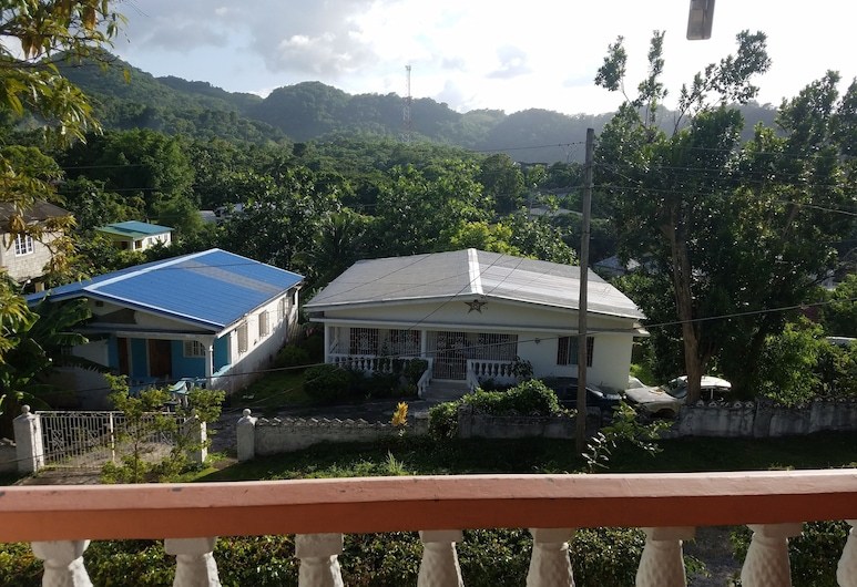 The Cozy Family Inn Guesthouse, Port Antonio, Terrasse/Patio