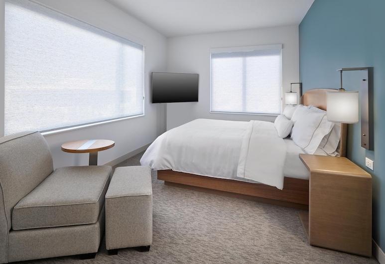 Element Edmonton West, Edmonton, Suite ejecutiva, 1 cama King size, para no fumadores, Habitación