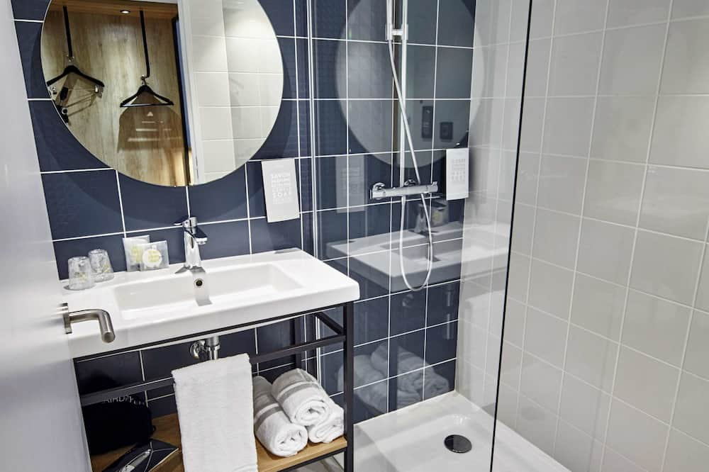 Superior-huone, 2 makuuhuonetta - Kylpyhuone