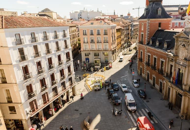 Charming Madrid Plaza, Madrid, Apartment, 2Schlafzimmer, Stadtblick, Blick auf die Stadt
