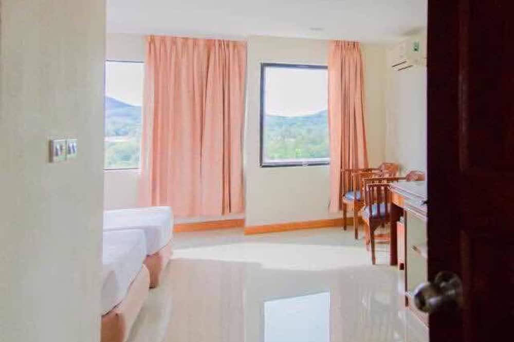 Standard-Doppel- oder -Zweibettzimmer, 1 Doppelbett oder 2 Einzelbetten - Balkon