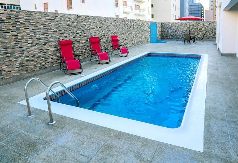 Mushan Palace, Manama, Indendørs pool