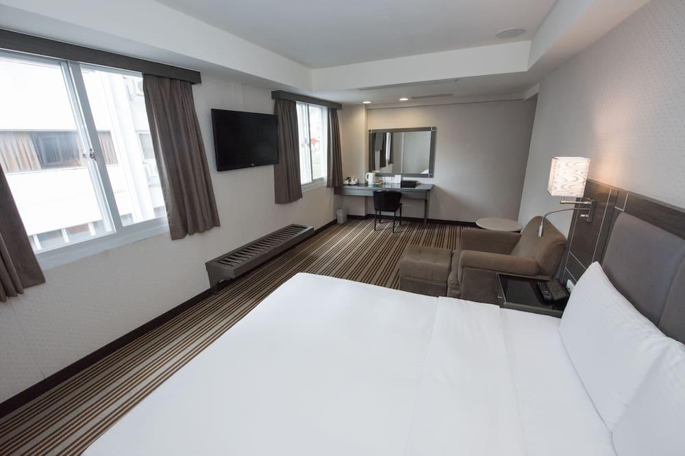 Habitación doble Deluxe, 1 cama doble - Vista de la habitación