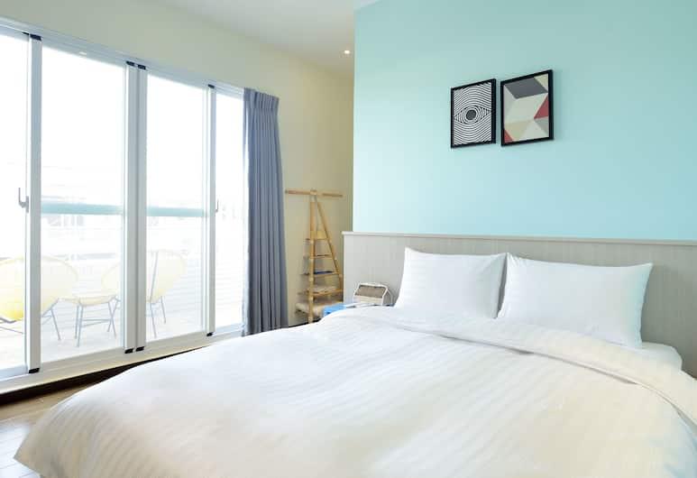 ZaiZaiDer, Hengchun, Standardní pokoj s dvojlůžkem, balkon, Pokoj