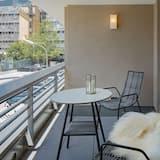 Ексклюзивний номер-люкс, 1 спальня - Балкон
