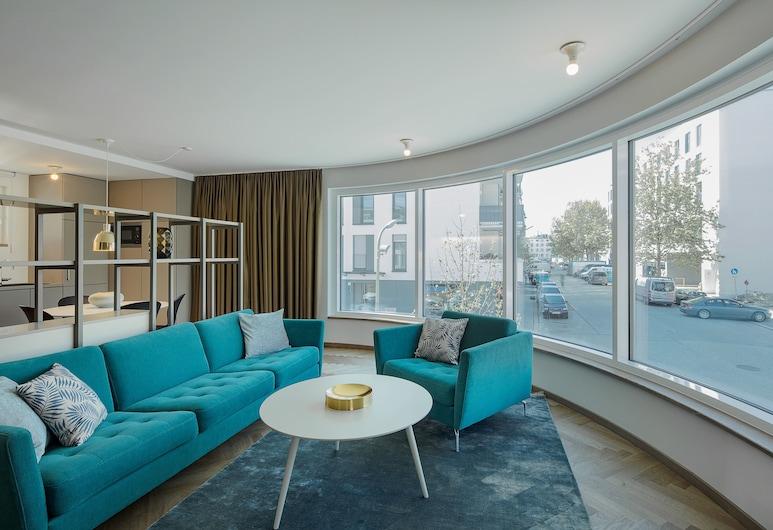DD Suites Serviced Apartments, München, Exclusive sviit, 1 magamistoaga, Tuba