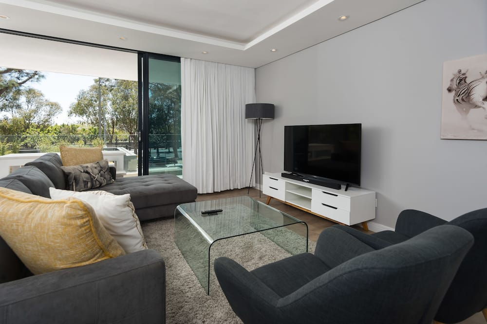 Departamento Premium - Sala de estar