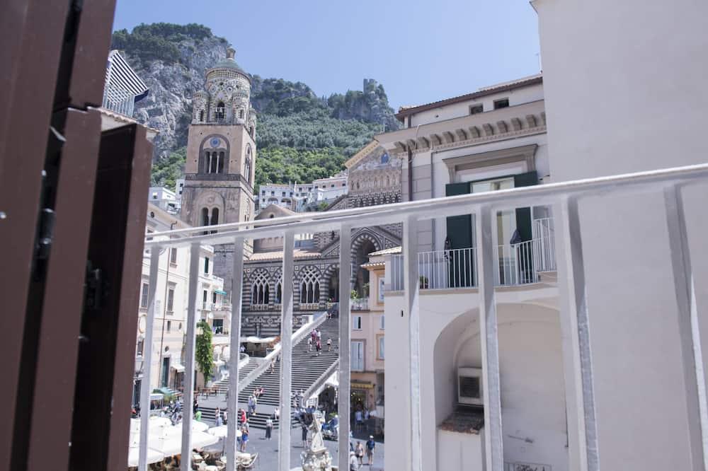 Standard-dobbeltværelse - balkon - Byudsigt