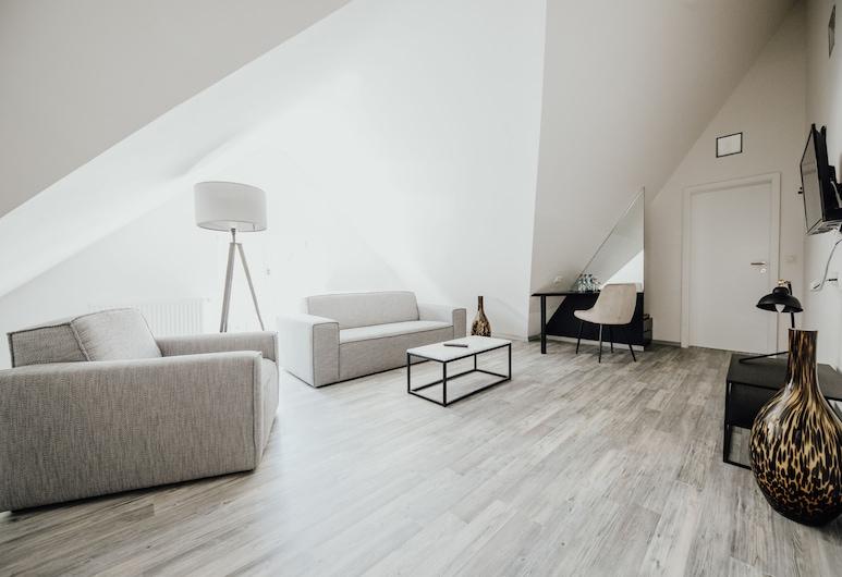 Magni Boutique Hotel, Braunschweig, Habitación doble Deluxe, Habitación