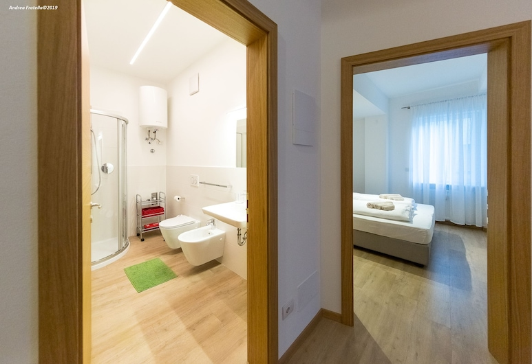 City Charme Apartments, Bozen, Apartment, 1 Schlafzimmer (Spring), Zimmer