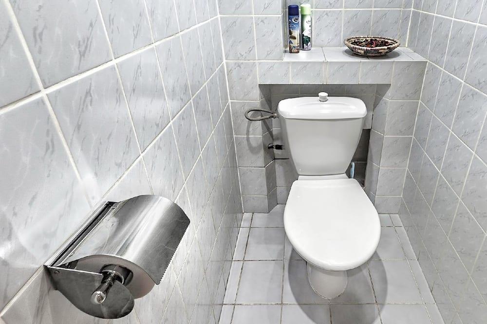 Стандартные апартаменты, 2 спальни - Ванная комната