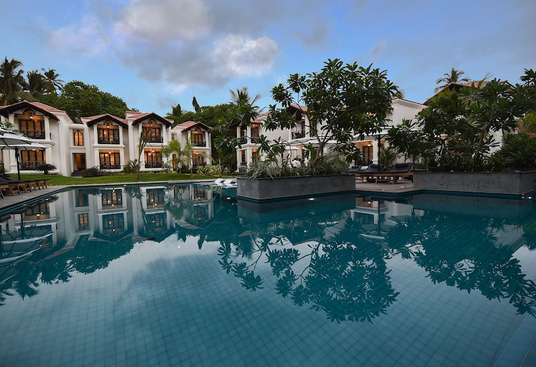 Andores Resort And Spa, Calangute, Ulkouima-allas