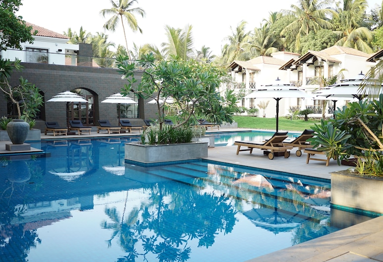 Andores Resort And Spa, Calangute, Outdoor Pool